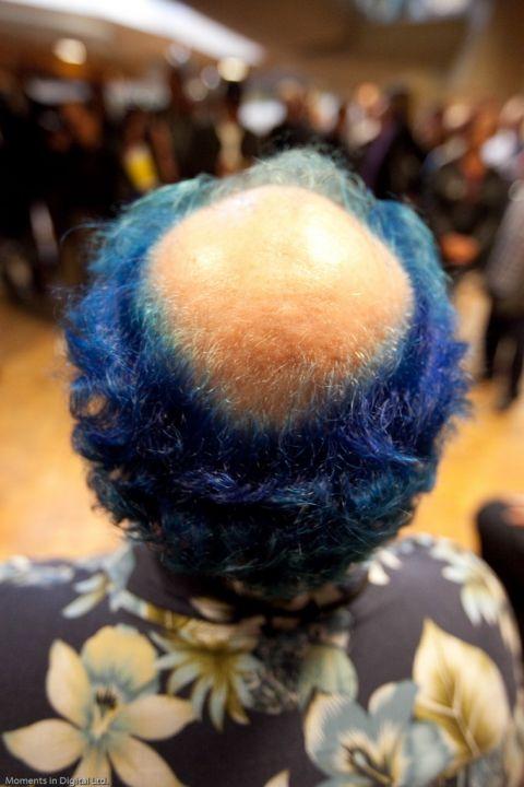 Blue Hair - Not for Long