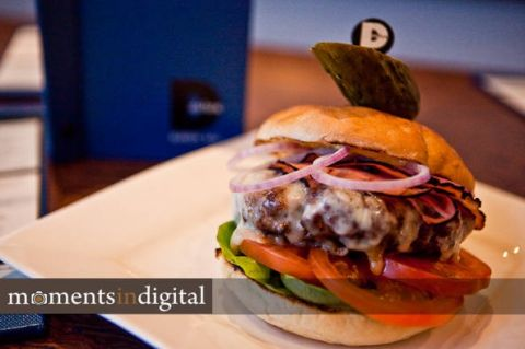 The Redneck Burger