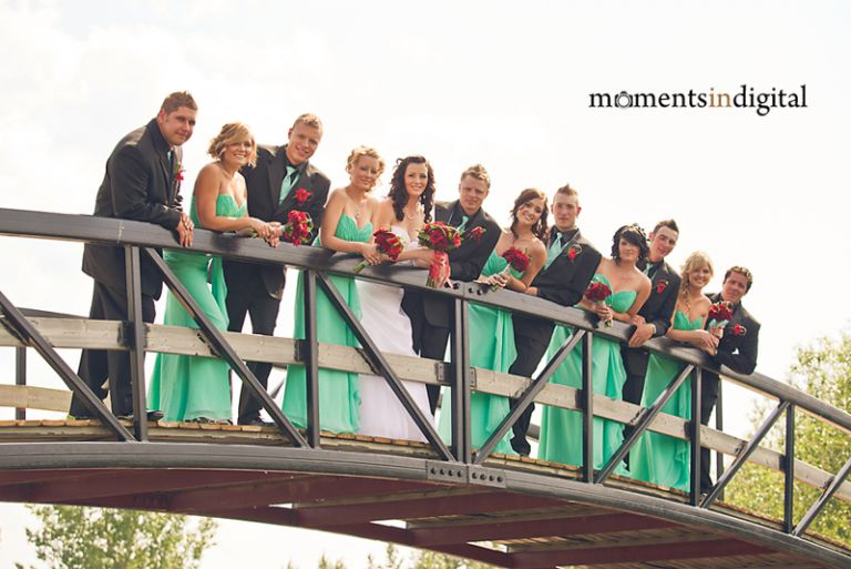Wedding Photography in Stony Plain