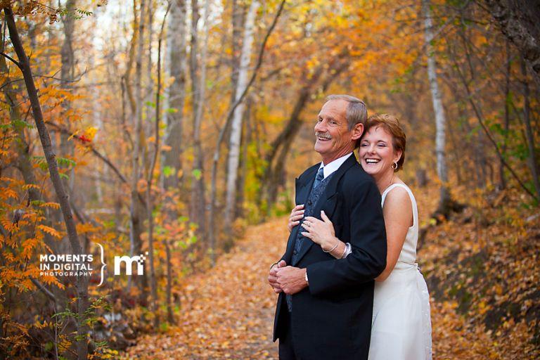Edmonton Wedding Photography - Fall Weddings