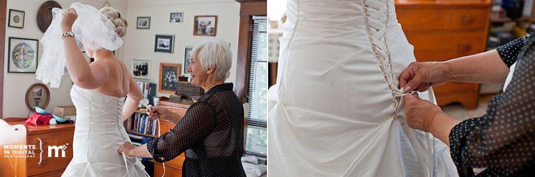 Edmonton Wedding Photography - Bride Getting Ready