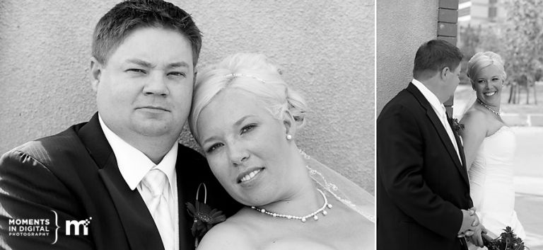 Edmonton Wedding Photographers - Bride & Groom Photos
