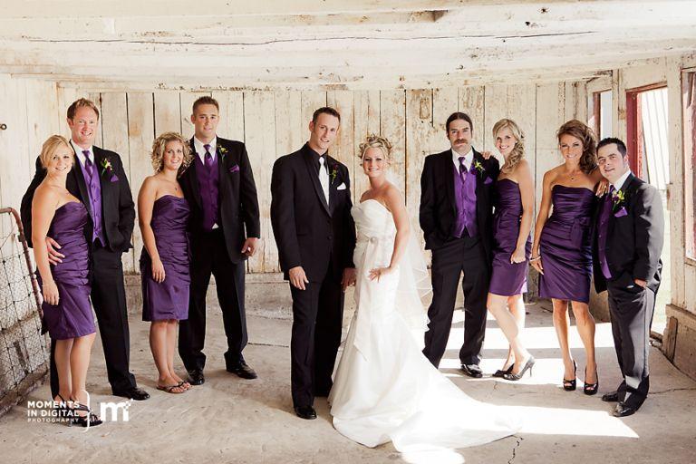 Sherena & Clay - Edmonton Wedding Photography