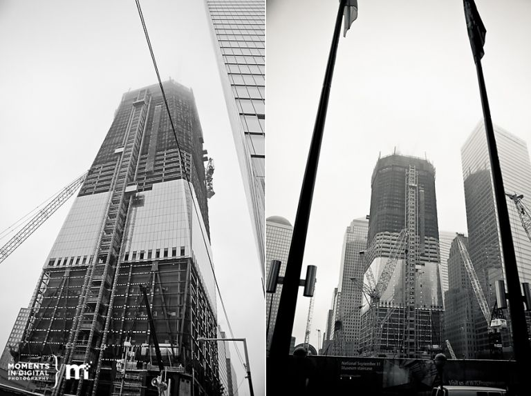 Freedom Tower - March 2011