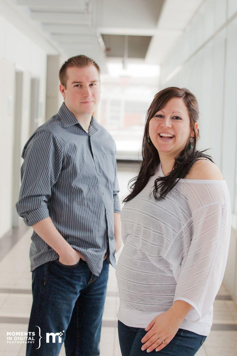 Engagement Photographs in Edmonton