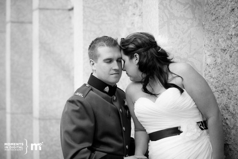 Edmonton Wedding Photographers - Nicohl + Tim