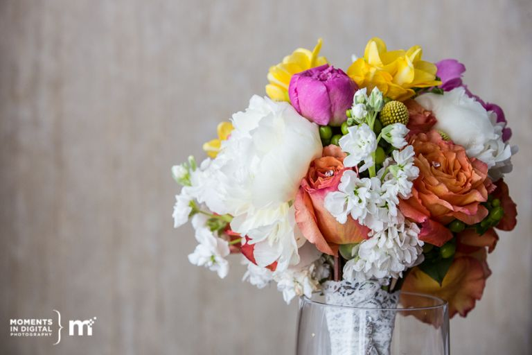 Edmonton Wedding Photographers - Bridal Bouquet by Jewels & Rays