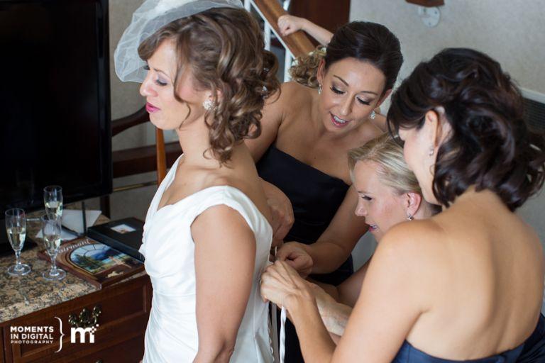 Edmonton Wedding Photographers - Bride Getting Ready