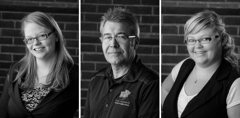 Corporate Portraits - Photography by Edmonton Wedding Photographers Moments in Digital