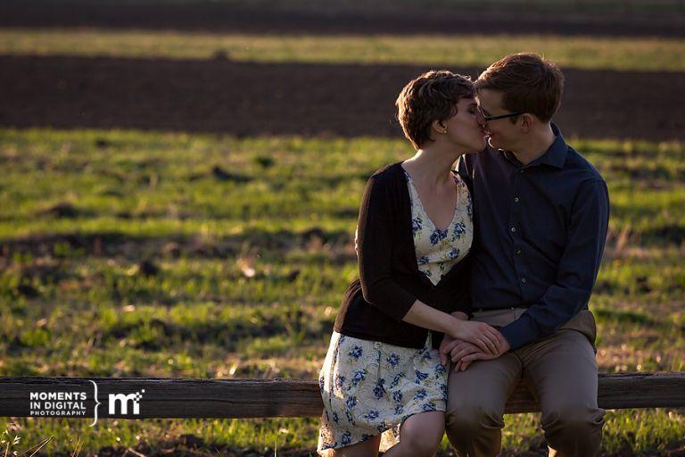 Engagement Photography in Edmonton