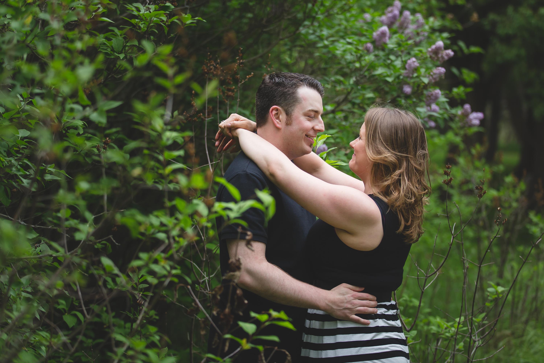Edmonton Engagement Photography - Photography in Hawrelak Park