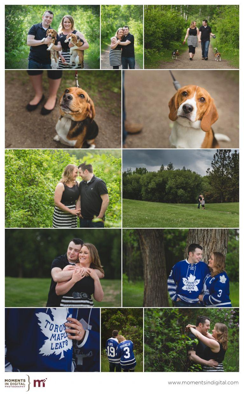 Edmonton Wedding Photographers - Engagement Session in Hawrelak Park