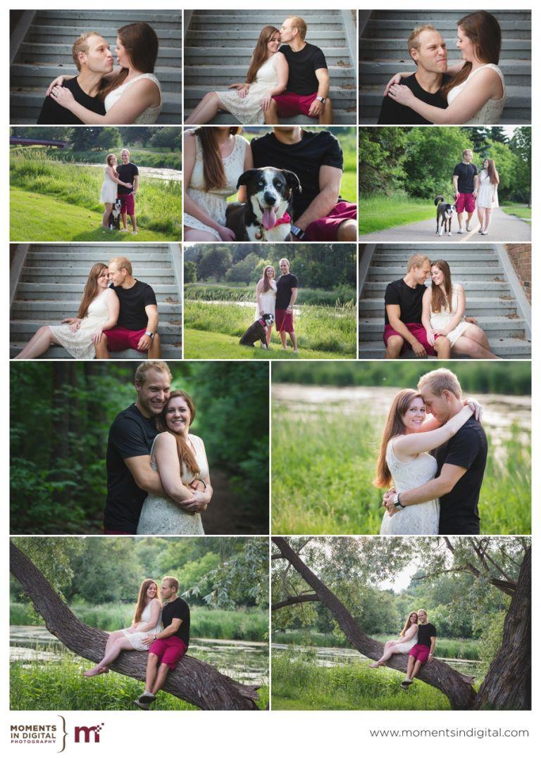 Engagement Photos St. Albert