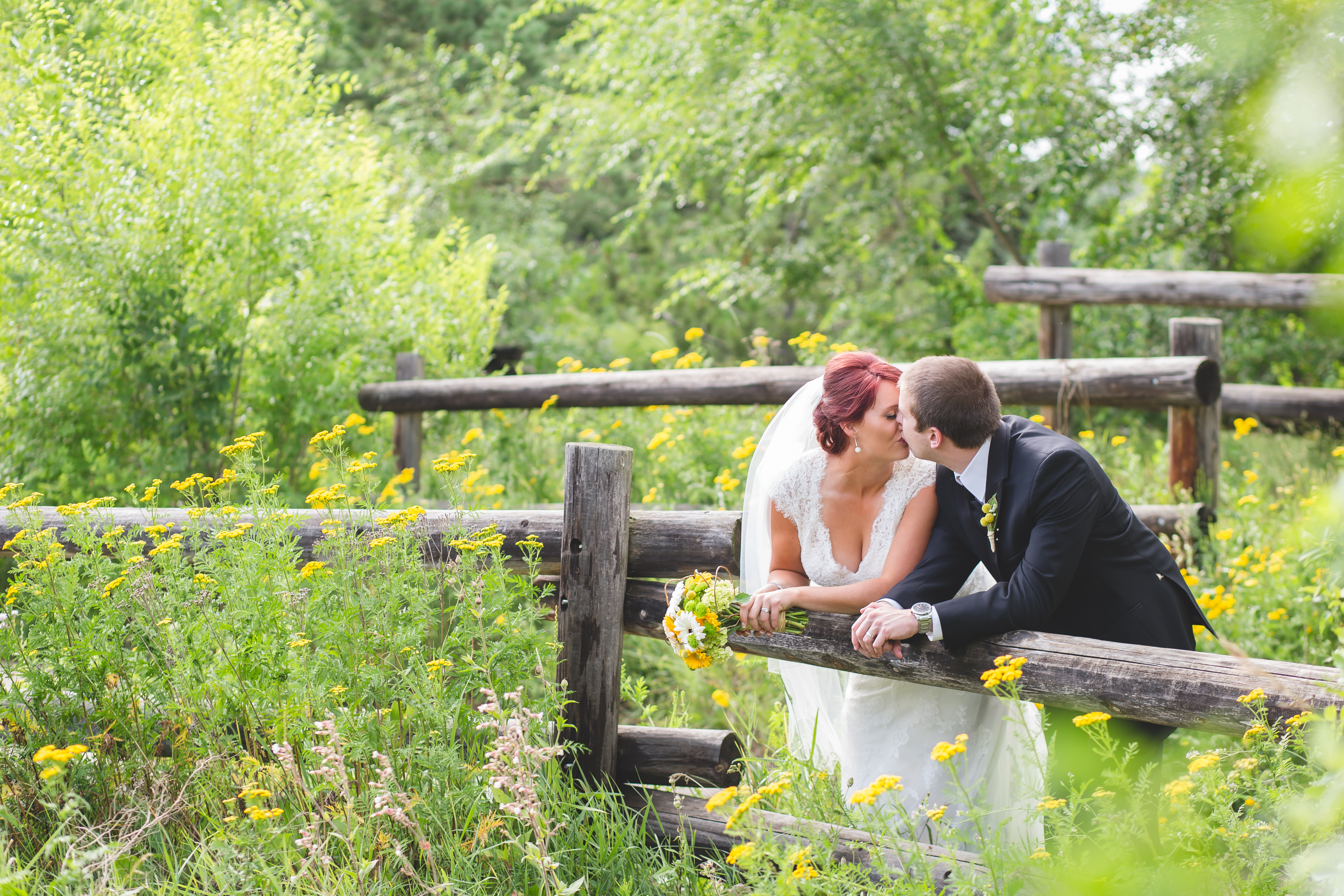 Edmonton Wedding Photographers - Photographs at Rundle Park