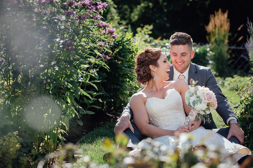 Edmonton Wedding Photographers - Photography at St. Albert Botanical Garden