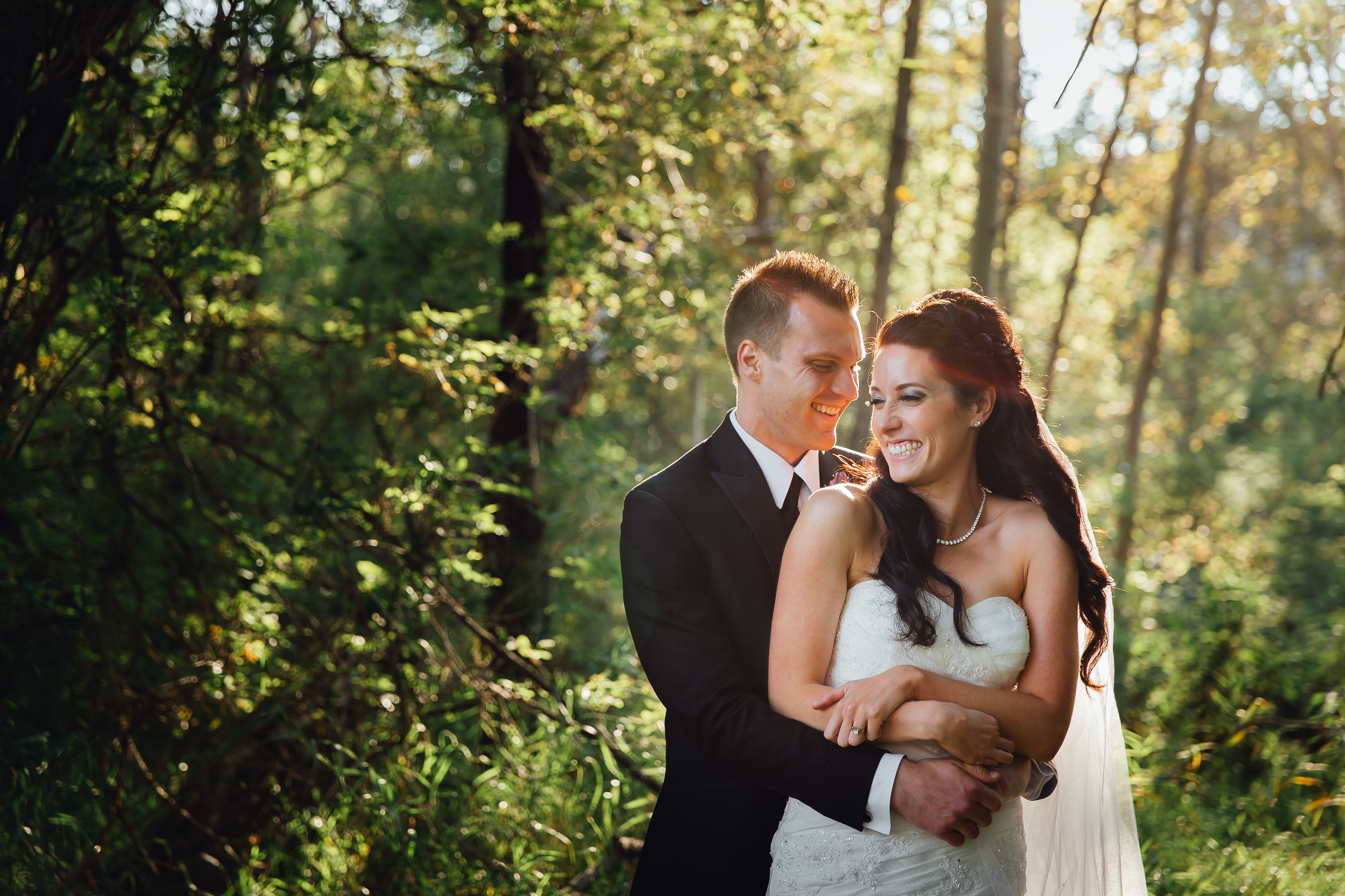 Edmonton Wedding Photographers - River Valley