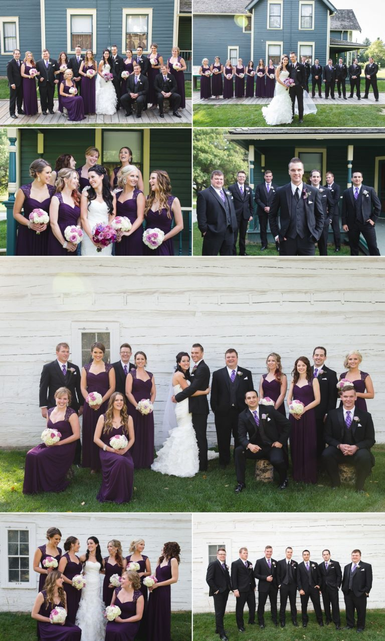 Wedding Photographers in Edmonton - John Walter Museum