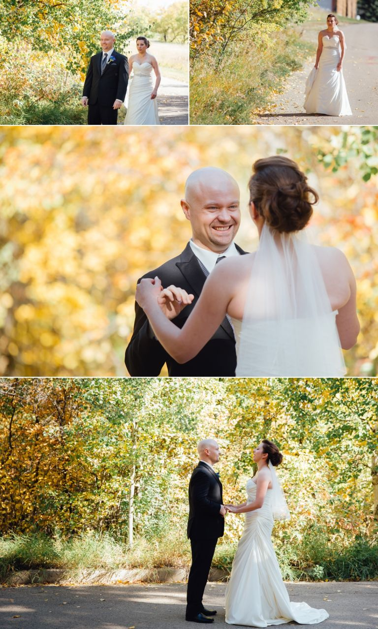 Edmonton Wedding Photographers - Adrienne and Lee 1