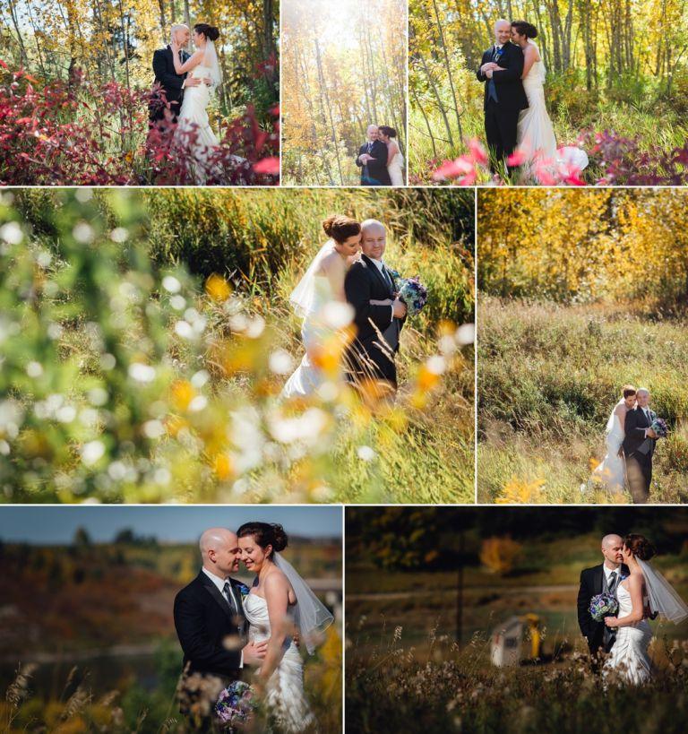 Edmonton Wedding Photography - Fall Wedding Adrienne & Lee 4