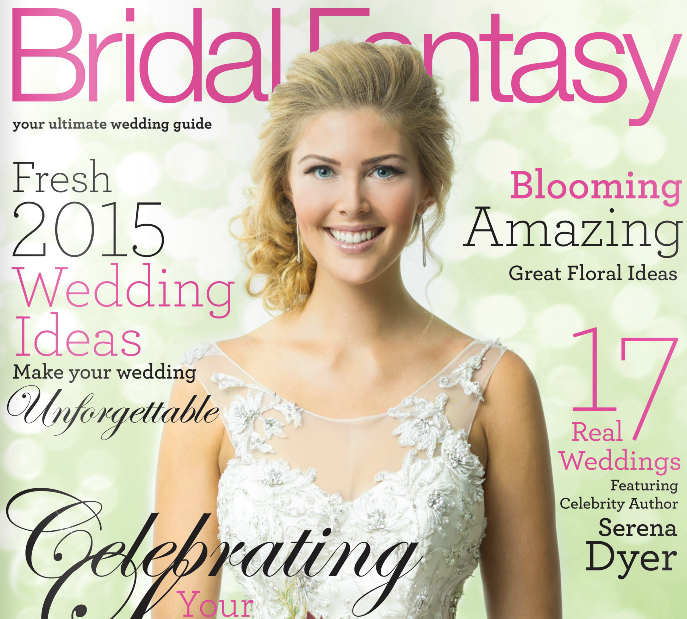 Moments in Digital Featured in Bridal Fantasy Magazine