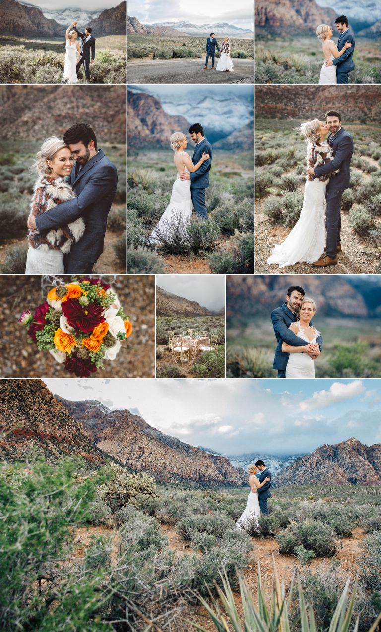 Edmonton Wedding Photographers - Wedding in the Desert 1-2
