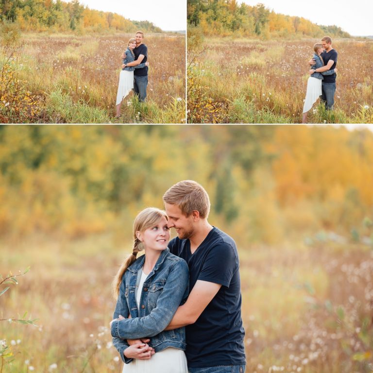 Engagement Session at Hastings Lake