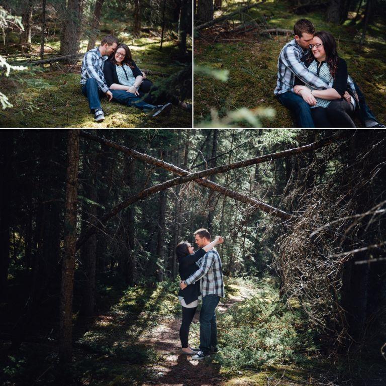 Edmonton Wedding Photographers - Canmore Engagement Session