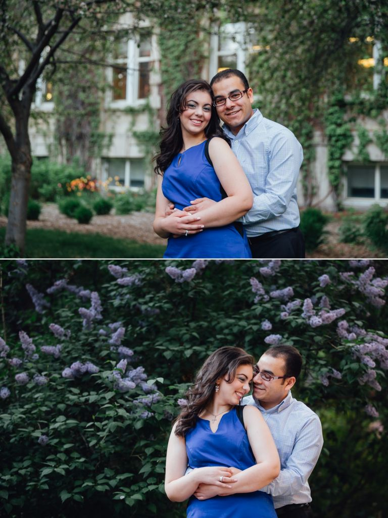 Engagement Photos in Edmonton - Marina & Michael 2