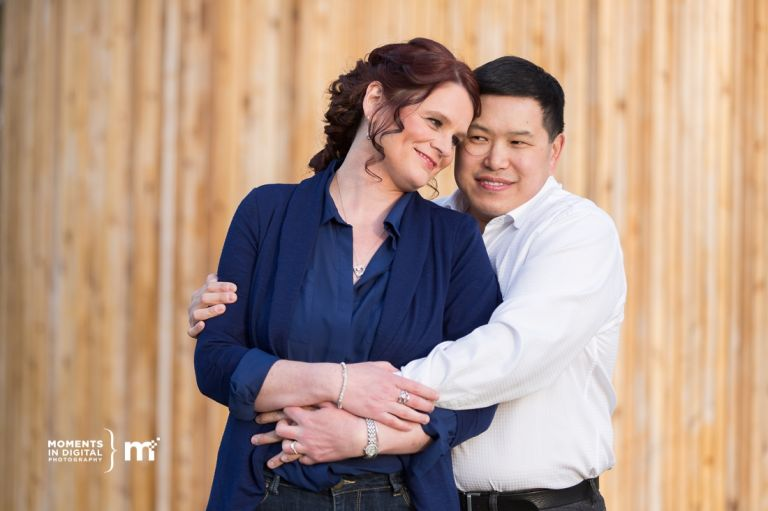 Edmonton Photographers - Judith & Robert's Engagement Session