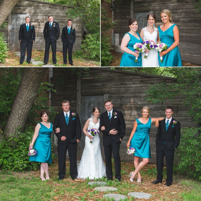 bridal-party-photos-edmonton-river-valley