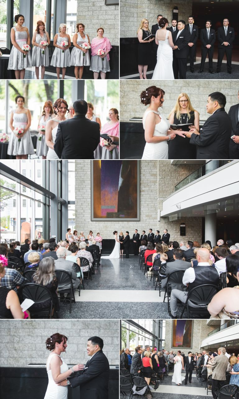 Judith & Robert - Edmonton Wedding at the Winspear Centre 4