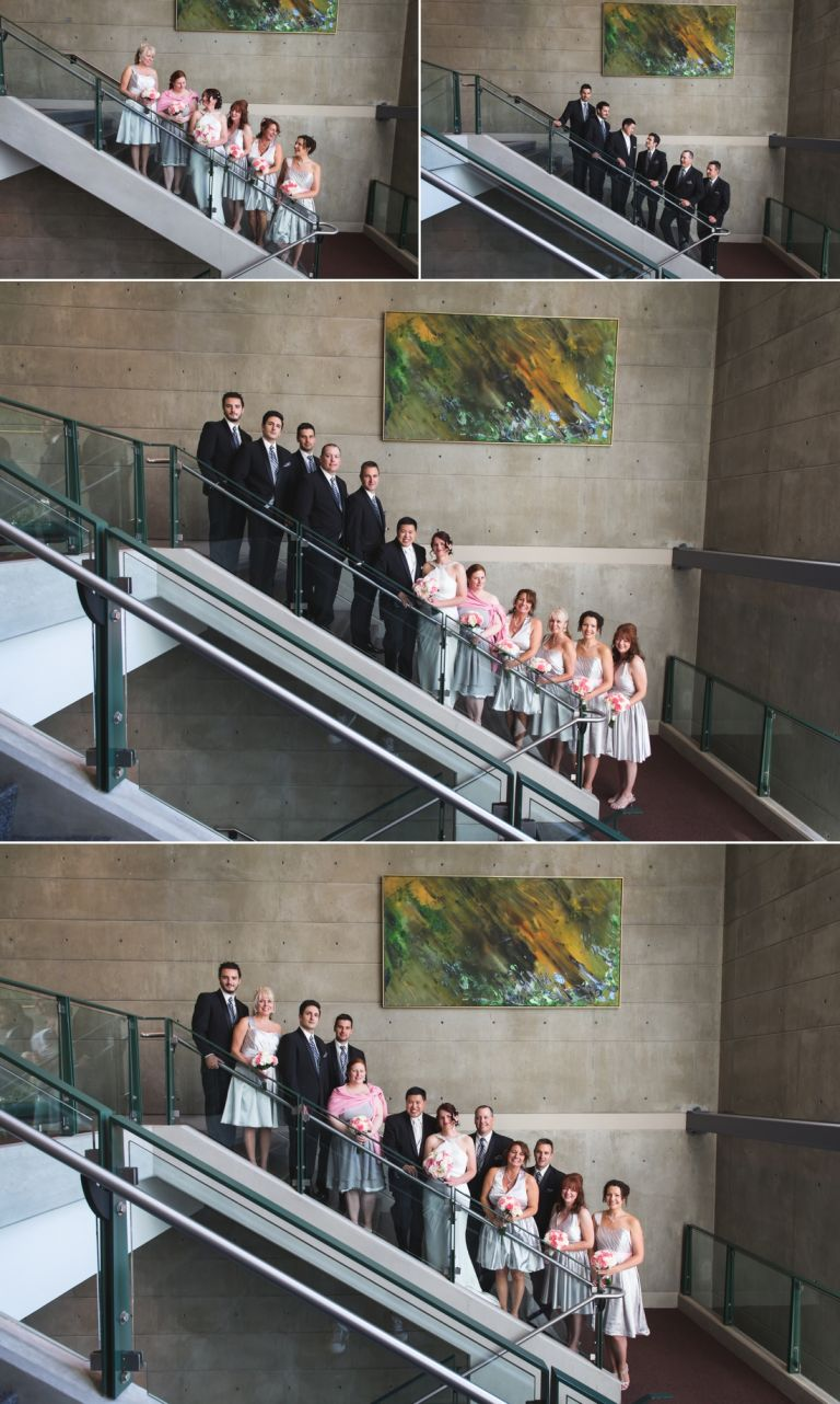 Judith & Robert - Edmonton Wedding at the Winspear Centre 5
