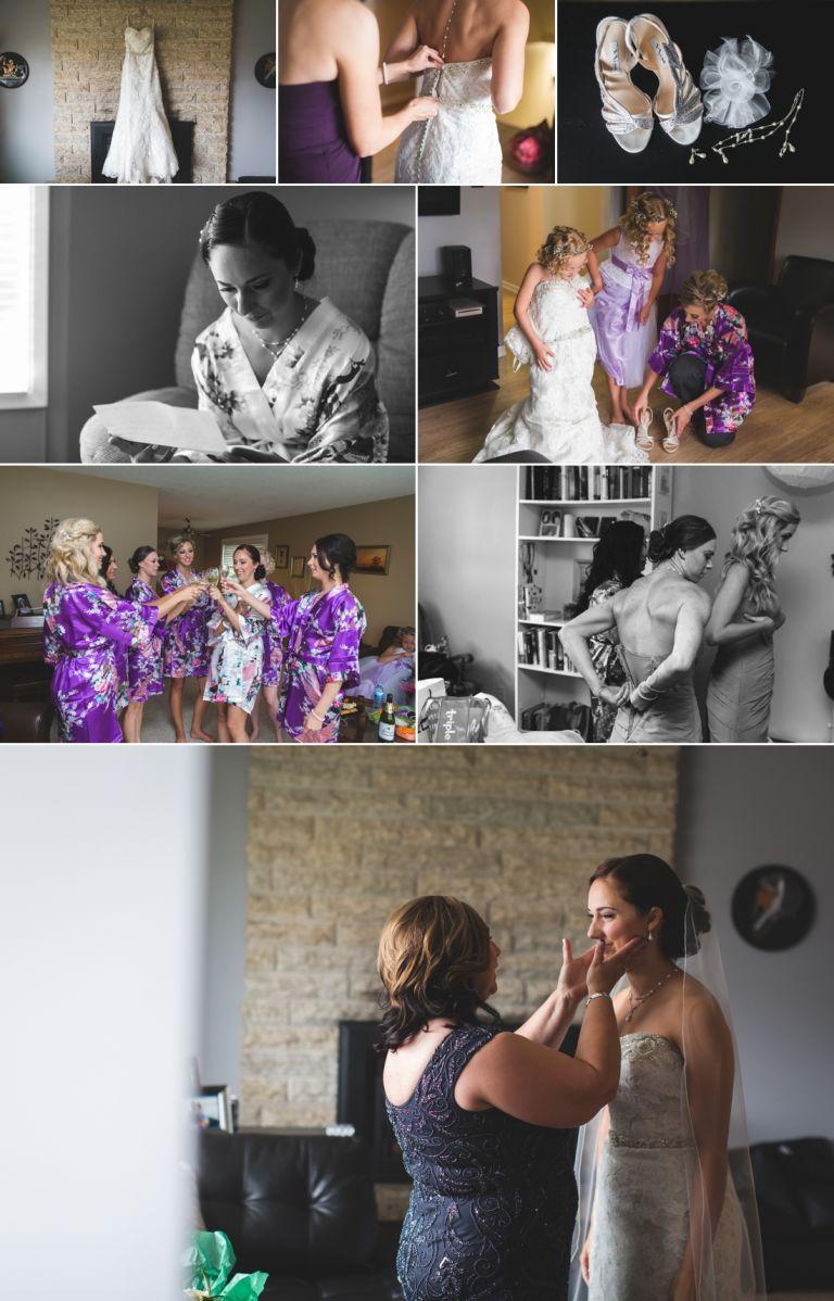 Edmonton Wedding Photographers - Jennifer & Eddie's Wedding at Con Boland Gardens 1
