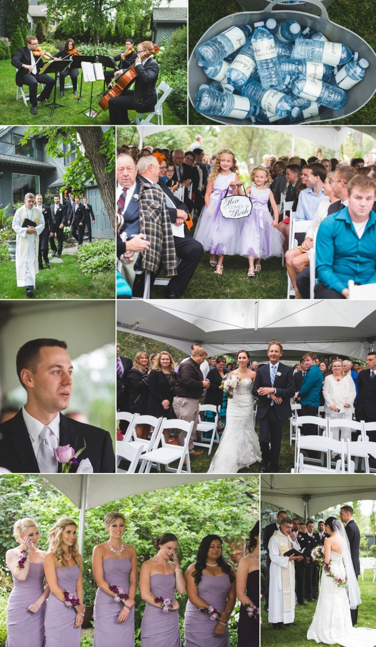 Edmonton Wedding Photographers - Jennifer & Eddie's Wedding at Con Boland Gardens 3