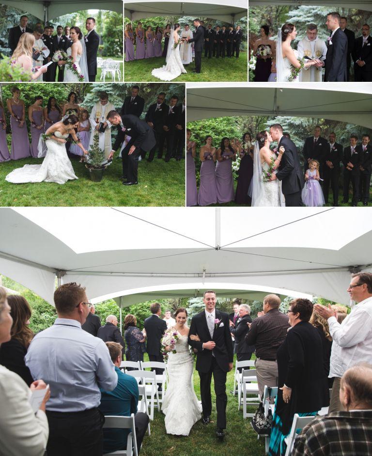 Edmonton Wedding Photographers - Jennifer & Eddie's Wedding at Con Boland Gardens 4