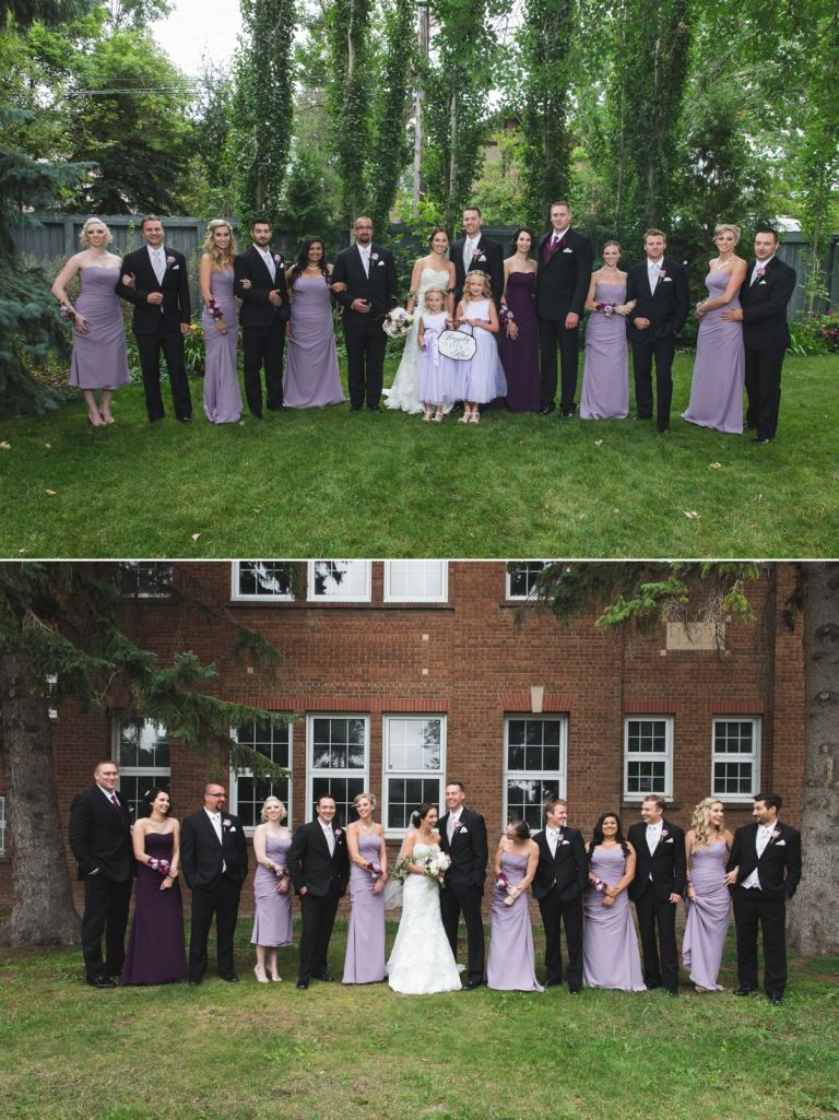 Edmonton Wedding Photographers - Jennifer & Eddie's Wedding at Con Boland Gardens 5