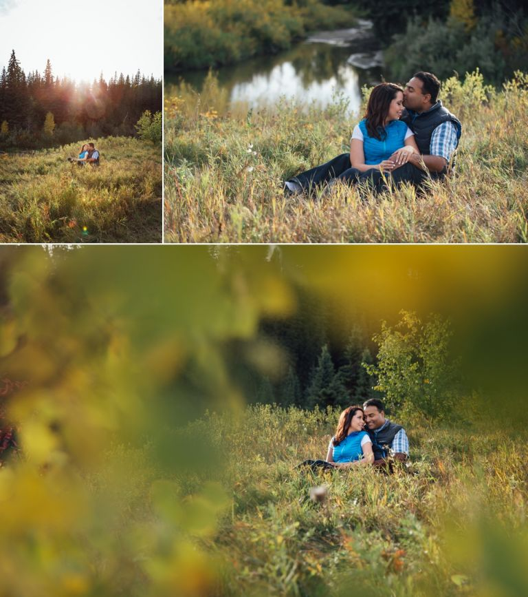 Edmonton Wedding Photographers - Michelle & Curtis's Fall Engagement Session 4