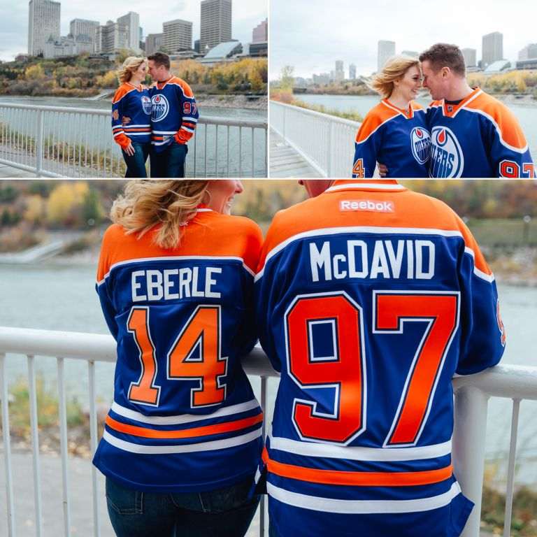 Robyn & Martin's Fall Engagement Session in Edmonton 4