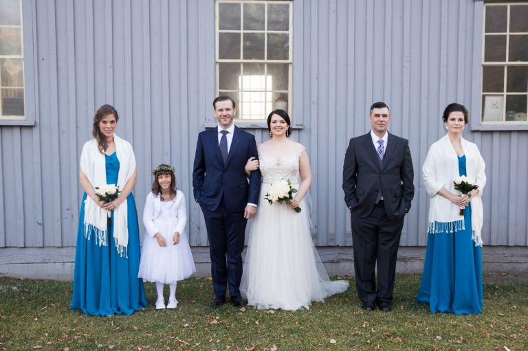 Kristina & Peter's Wedding at the Edmonton School Archives 3