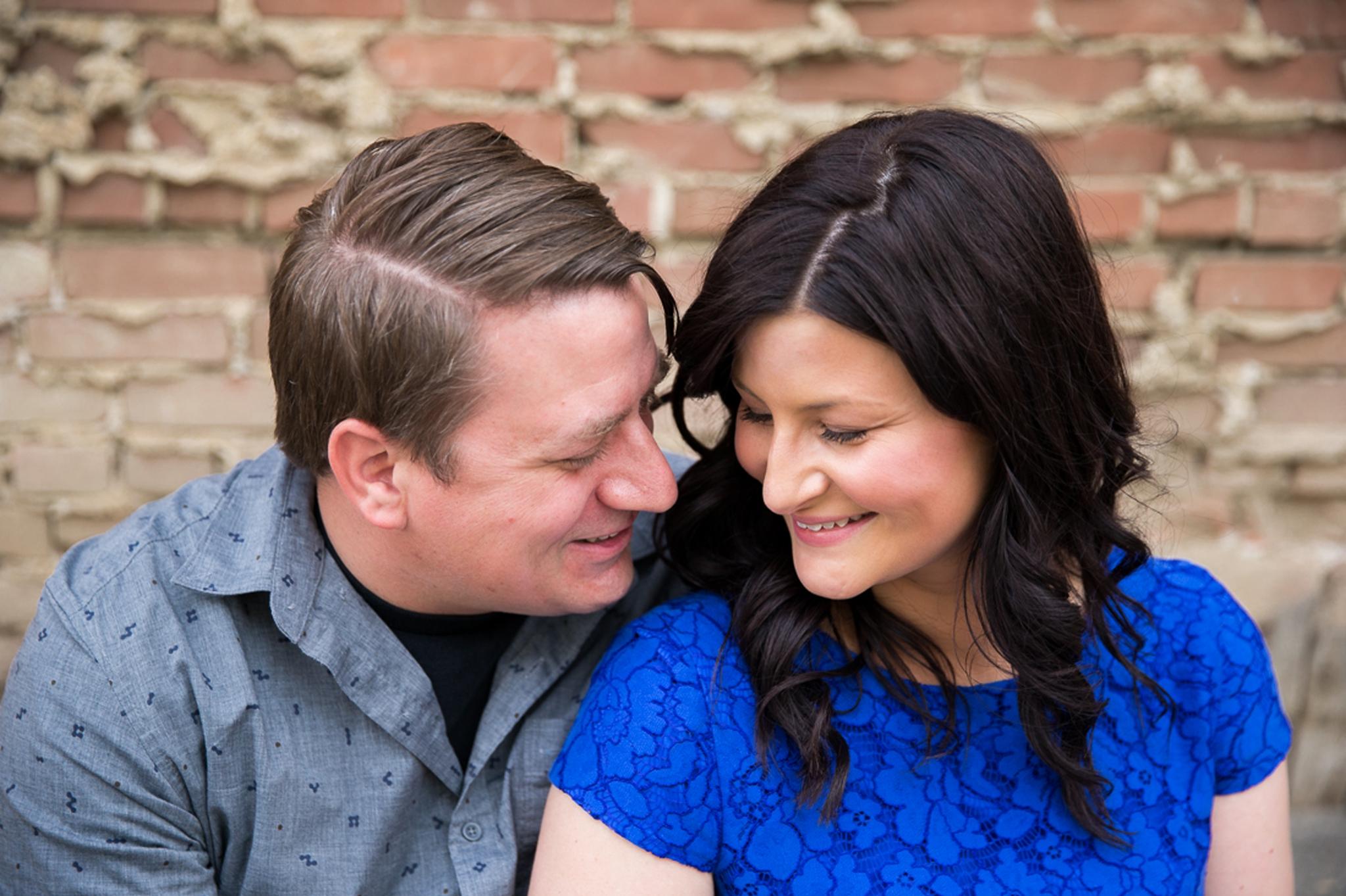 Edmonton Wedding Photographers - Alison & Shawn's Engagement Session