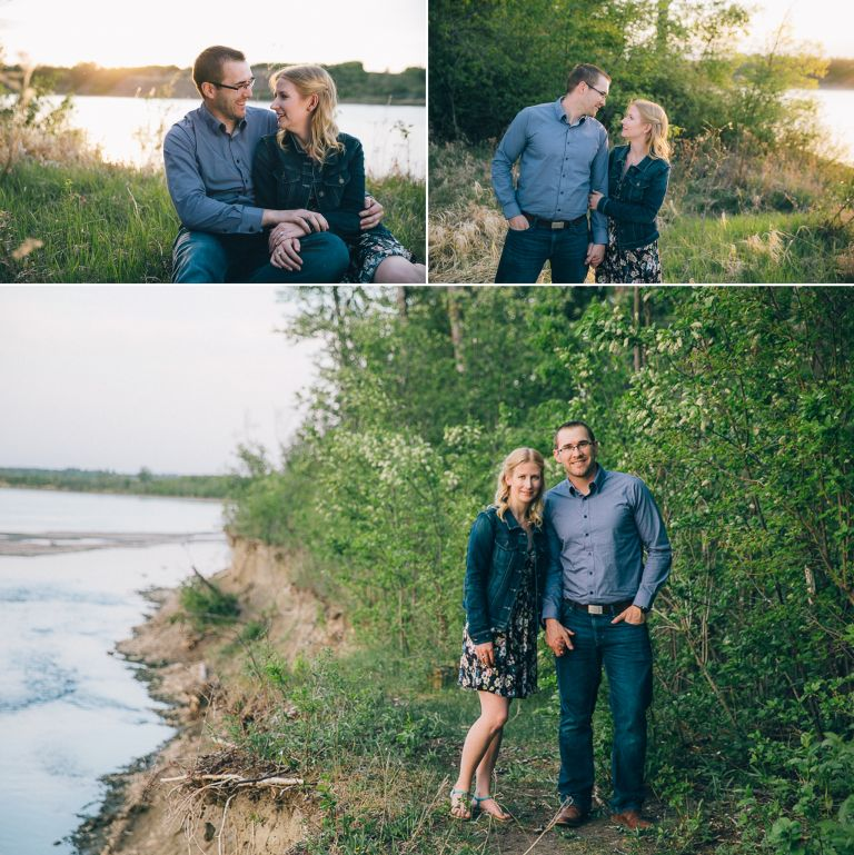 Amanda & Andrew's Engagement Session in Sherwood Park 4