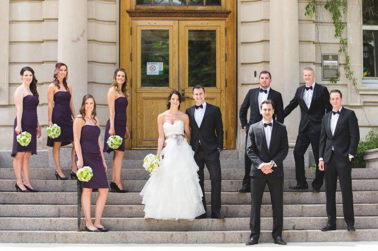 Daryll & Mike's Wedding in Edmonton 3