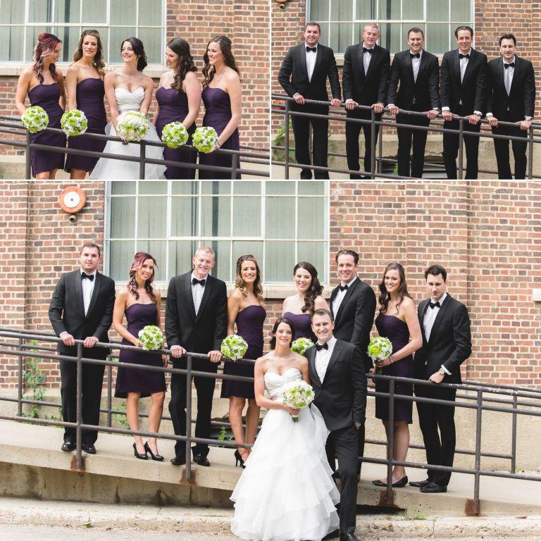 Daryll & Mike's Wedding in Edmonton 4