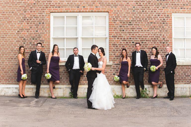 Daryll & Mike's Wedding in Edmonton 5