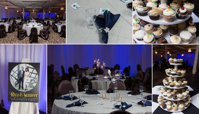 Riya & Sumeer's Engagement Party in Edmonton 1