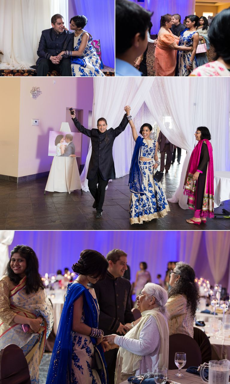 Riya & Sumeer's Engagement Party in Edmonton 2