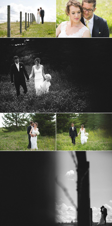 Michelle & Scott's Rustic Wedding at Lions Garden 4