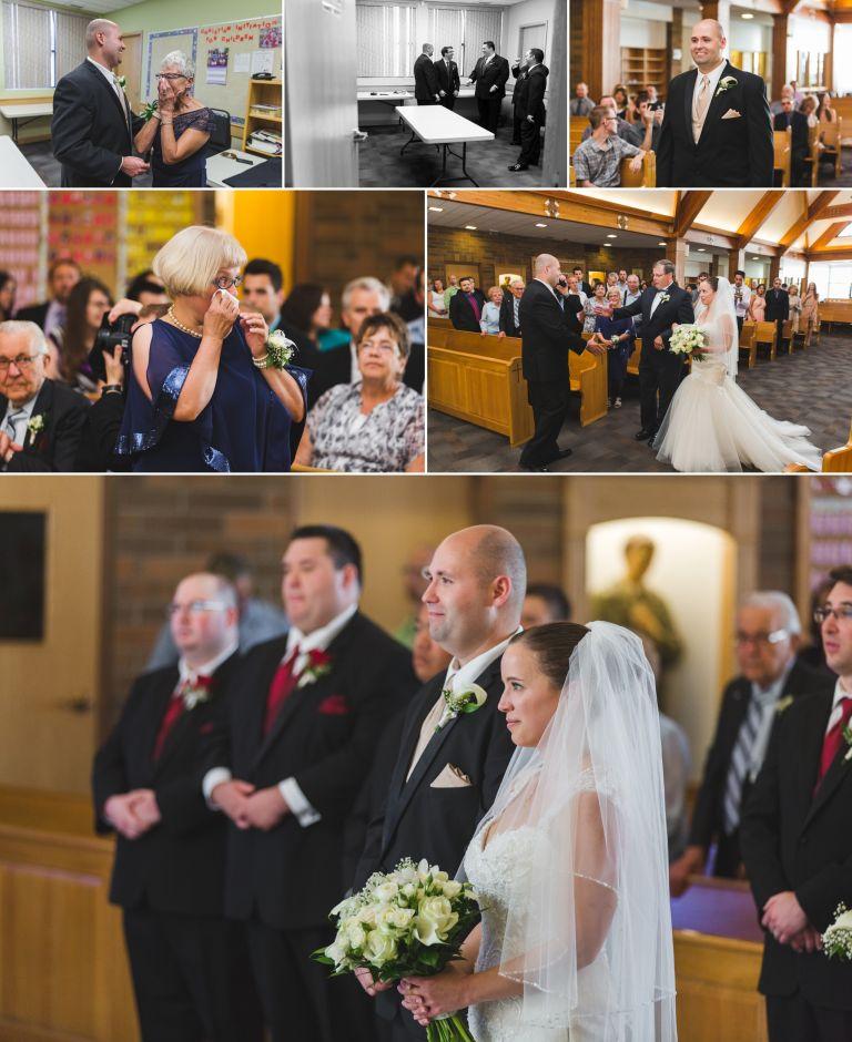 Amanda & Bryan's Wedding in Edmonton 1