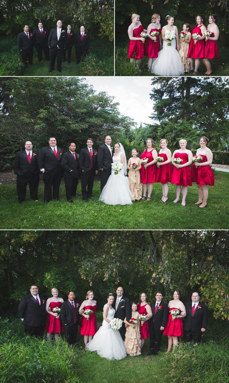 Amanda & Bryan's Wedding in Edmonton 3