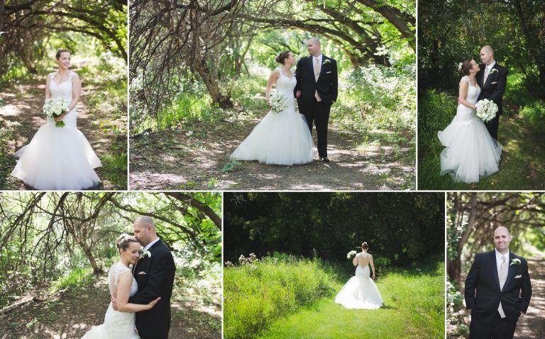 Amanda & Bryan's Wedding in Edmonton 4